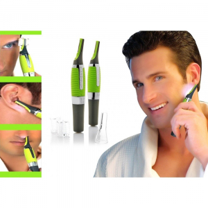 Trimmer facial Microtouch Max LRTM, verde [0]