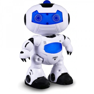 Robot de jucarie Digital Warrior 09 ,canta si danseaza 7x16x22 cm [0]