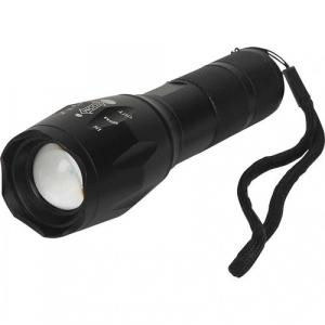 Lanterna tactica SuperLEd Tac Light Extreme, functie zoom, 5 moduri [0]