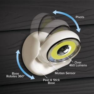 Lampa fara fir cu LED si senzor de miscare, Atomic Light Angel [4]