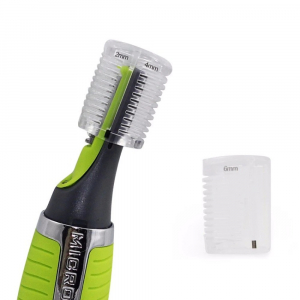 Trimmer facial Microtouch Max LRTM, verde [3]