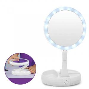 Oglinda cu iluminare My FoldAway Mirror [0]