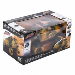 Masinuta de jucarie cu telecomanda, model off road mud, 28x16x17 cm [1]