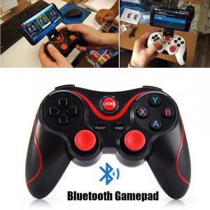 Gamepad LEHUAI-9078 Bluetooth Pentru Telefon , Tableta , PC , Smart TV , Smart Box Cu Acumulator Integrat [4]