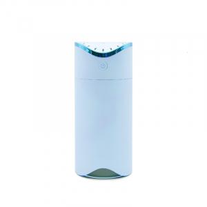 Difuzor si umidificator aromaterapie E39, cu lumina 7 culori LED, Arc Style [2]