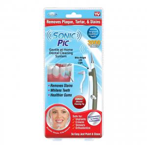 Dispozitiv Led Sonic Teeth pentru detartraj [1]