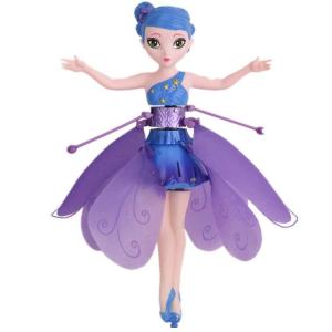 Papusa zana zburatoare Flower Fairy [0]