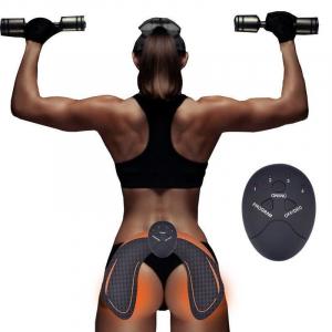 Dispozitiv tonifiere musculara pentru coapse sau fese cu electrostimulare EMS [1]