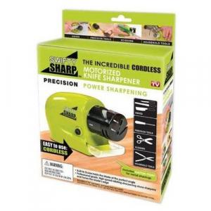 Ascutitor electric pentru cutite Swifty Sharp, Verde/Negru [3]