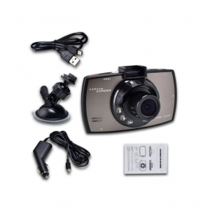 Camera video auto DVR Full HD 1080p, ecran 2.7 inch, unghi 170° [2]