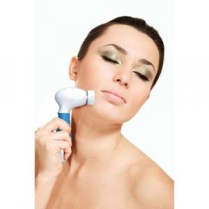 Perie pentru curatare faciala premium, masaj, PG-SpaFx [1]