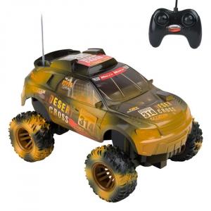 Masinuta de jucarie cu telecomanda, model off road mud, 28x16x17 cm [0]