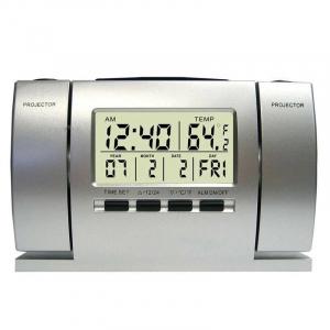 Ceas cu proiectie ora si temperatura , alarma [2]