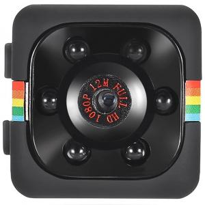 Mini Camera Spion iUni SQ11, Full HD 1080p, Audio Video, Night Vision, TV-Out, Black [1]