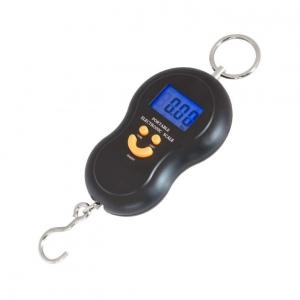 Cantar electronic Portabil Electronic de Mana, Maxim 40 kg, Ideal pentru Pescuit sau Cantarirea Bagajelor in Calatorii [0]