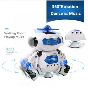Robot de jucarie Digital Warrior 09 ,canta si danseaza 7x16x22 cm [2]