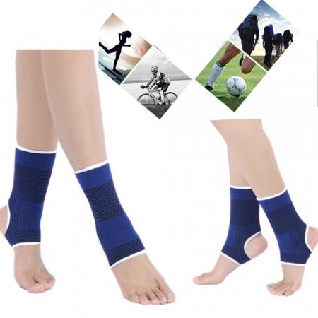 Set 2 glezniere elastice , suport pentru glezna, compatibil cu activitatea fizica, amelioreaza durerea si ofera suport, marime universala