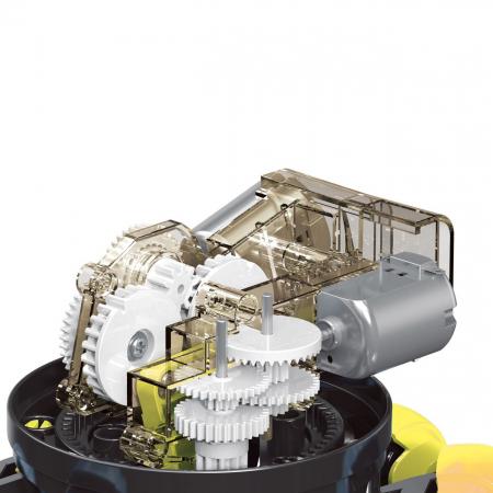 Set Creeaza Robotul Tau, Lioness, 12 x 12 x 16 cm [3]