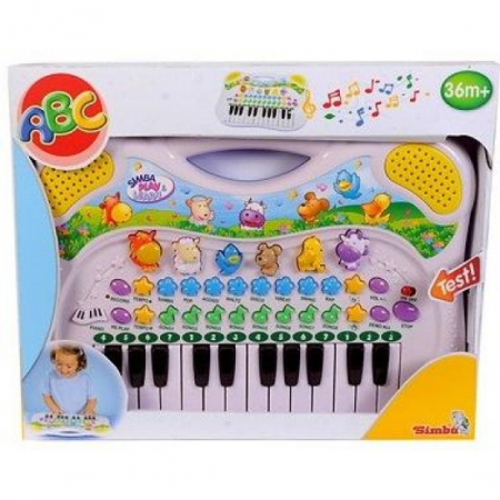 Orga muzicala copii