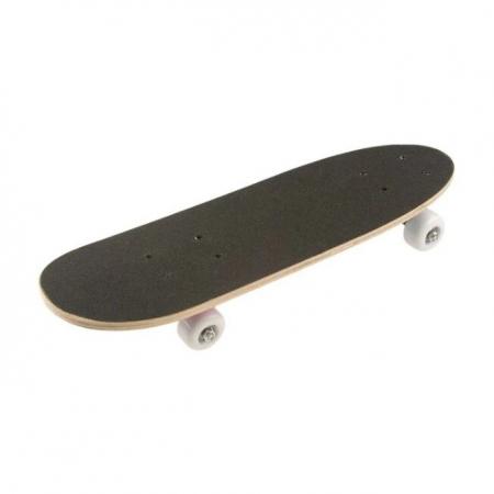 Skateboard cu suprafata antiderapanta, 15x52 cm, multicolor, Topi Toy [2]
