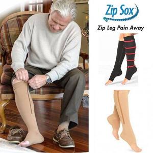 Sosete Zip Sox cu fermoar pentru stimularea circulatiei [0]