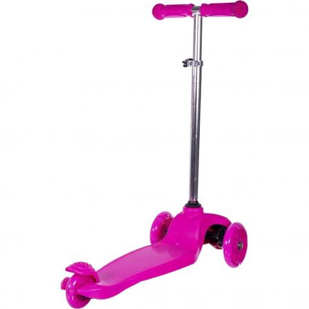 Trotineta copii Kid Scooter Cygnus, roz [0]