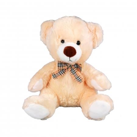 Urs de plus bej, 30 cm [0]