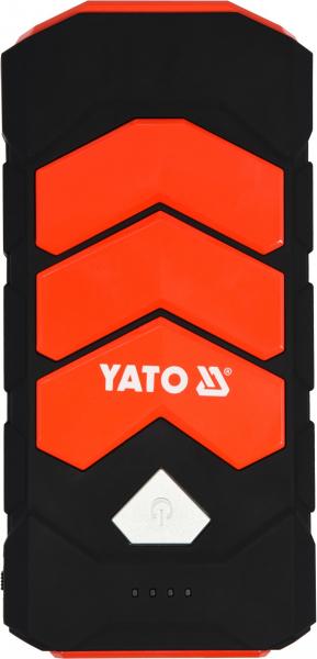 Acumulator Extern YATO, Pentru Pornire/Incarcare Auto, Li-Po, 9000mAh, cu Functie Boost 2