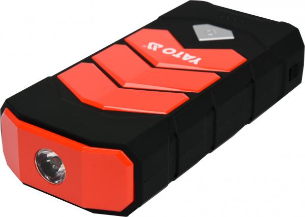 Acumulator Extern YATO, Pentru Pornire/Incarcare Auto, Li-Po, 9000mAh, cu Functie Boost 1