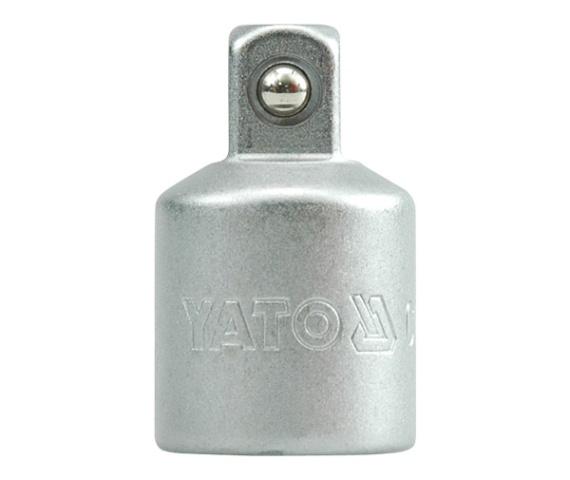 Adaptor Tubulara YATO, CR-V, 1/2 la 3/8 inch 0