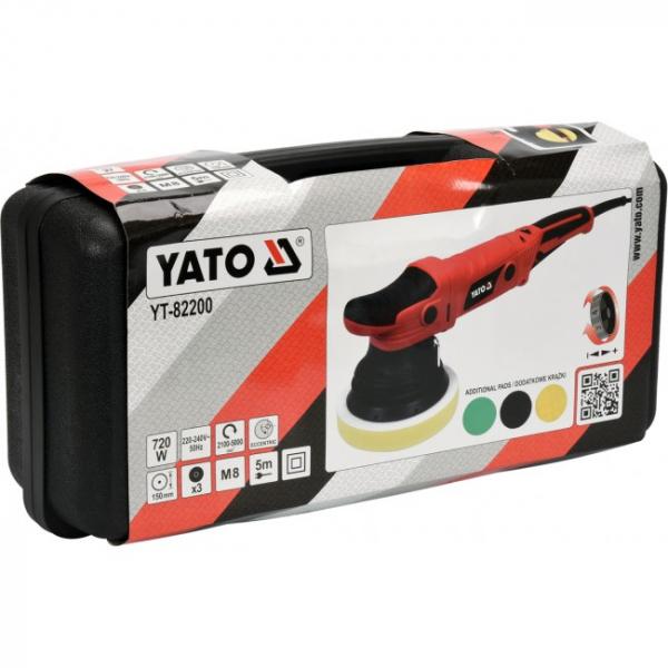 Aparat de polisat YATO 4