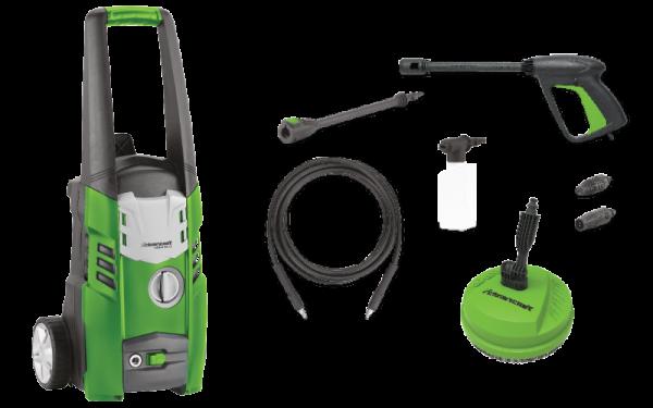 Aparat de spalat cu presiune CLEANCRAFT, HDR-K 39-12, 1500W, 390L/H, 120Bar [1]