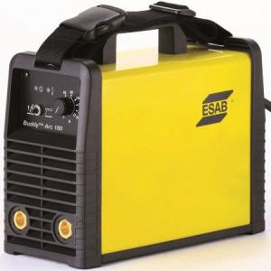 Aparat de sudura tip invertor ESAB, Buddy Arc 180, 230V, 180A, electrod 1.6-4.0mm 1