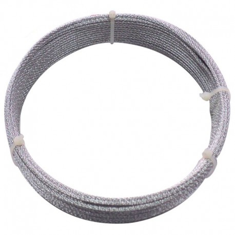 Cablu otel plastifiat VENUS DSH, 2/3.5mm, colac [0]