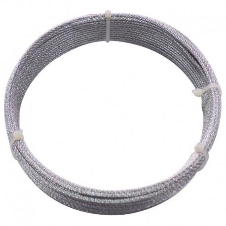 Cablu otel plastifiat VENUS DSH, 3/4.5mm, colac 0