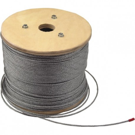 Cablu otel VENUS DSH, 2mm, tambur 200m 0