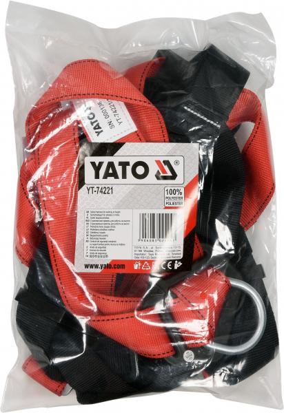 Centura siguranta YATO, tip ham, poliester 2