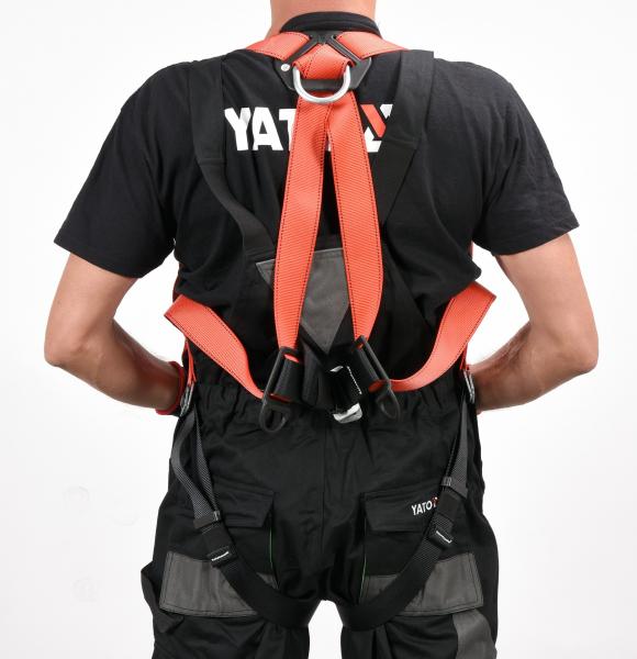 Centura siguranta YATO, tip ham, poliester [1]