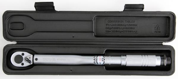 Cheie Dinamometrica YATO, 3/8 inch, 20 - 110NM, 366mm [0]