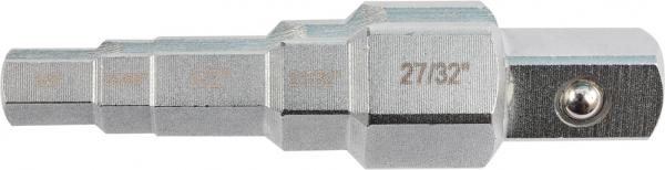 Cheie in Trepte YATO, Pentru Radiator, 1/2 inch [0]