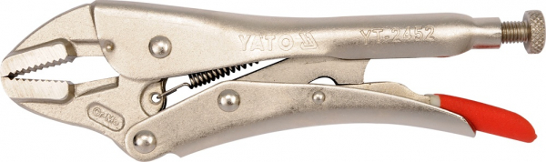 Cleste Autoblocant YATO, Pentru Sudura, 180mm 0