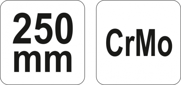 Cleste Autoblocant YATO, Pentru sudura, 250mm 2