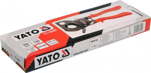 Cleste Pentru Cabluri YATO, Cu-AL, 300mm/240mm 1