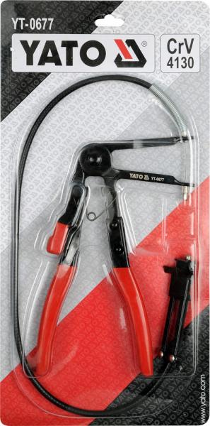 Cleste Pentru Coliere YATO cu Cablu [1]