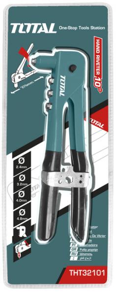 Cleste Popnituri TOTAL, 2.4 - 4.8mm, 260mm 1