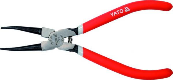 Cleste Seger de Interior YATO, 180mm 0
