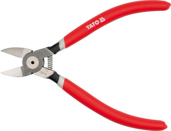 Cleste Taietor YATO, 5mm, CR-V, 150mm 0