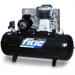 Compresor cu piston FIAC INDUSTRIAL Italy, AB200-415F LONG LIFE, 220V, rezervor 200l, debit 400l/min, 10 bar [0]