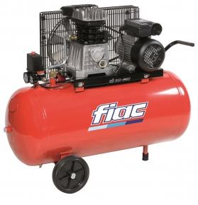 Compresor de aer cu piston FIAC profesional, rezervor 100l, debit 350l/min, 10 bar, 220V, NEW-AB100/350MC 0