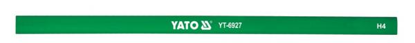 Creion de tamplarie YATO, HB, 245mm, verde 0